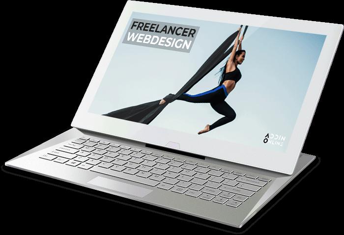 Webdesign für Freiberufler