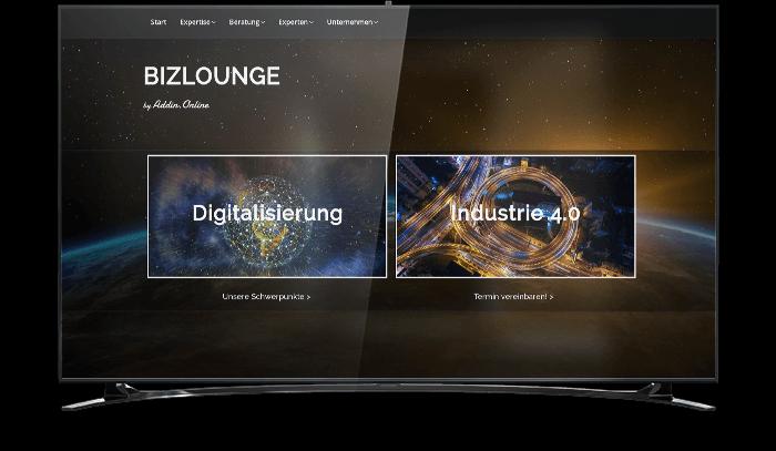 Relaunch von Firmenwebseiten